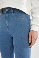 Defacto Anna Ankle Yüksek Bel Skinny Fit Jean Pantolon
