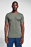 Lescon Haki Erkek T-shirt 20s-1298-20n