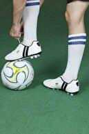 Jump Beyaz Erkek Halı Saha Ayakkabısı 190 13256G
