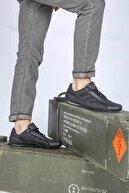 Jump 24860 Günlük Erkek Spor Ayakkabı - Siyah - 45