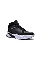 WALKWAY Erkek Siyah Basketbol Ayakkabısı