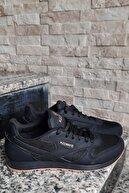 Giyyin Unisex Siyah Sneaker Kw853201