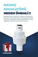Hanedan Klasik 5 Aşama Basınç Kırıcı Hediyeli 10 Litre Tanklı Su Arıtma Cihazı