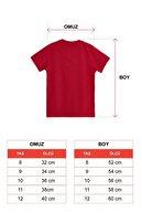 zepkids Erkek Çocuk T-shirt Gamer Baskılı 8-15 Yaş