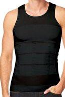 Form Aktive Erkek Siyah Korse Atlet 4500