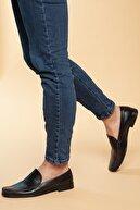 Daxtors D10180 Günlük Ortopedik Hakiki Deri Baba Ayakkabısı