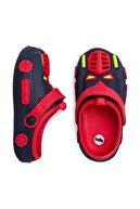 Akınalbella Lacivert Kırmızı Unisex Sandalet E110001P