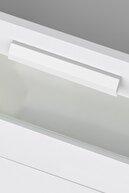 DEKOREX Sfr-102-c Beyaz 4 Çekmeceli Şifonyer