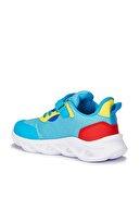Vicco Joe Hafif Unisex Çocuk Mavi Spor Ayakkabı