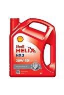 Shell Helix Hx3 20w50 4 Lt.