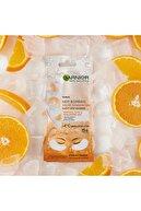 Garnier Nem Bombası Kağıt Göz Maskesi Portakal Suyu & Hyaluronik Asit 6 G
