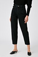 Koton Siyah Kadın Jeans 1KAK47587MD