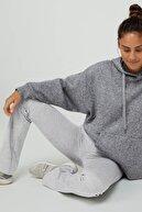 Oysho Kadın Gri Flare Comfortwarm Lux Pantolon