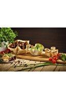 Tortil Love Tam Buğdaylı Tortilla Lavaş Ekmeği 25 cm 10 Ad 650 gr