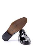 Derimod Erkek Siyah  Rugan Klasik Ayakkabı