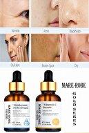 MARY-ROBE Hyaluronic Acid Vitamin C Gold Serisi Kişisel Bakım Serumu