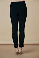 Rmg Kadın Lacivert Kanvas Pantolon