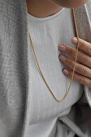 Aydın Gold 14 Ayar Altın,burgu Halat Zincir
