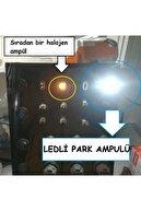 EROĞLU Dipsiz T10 Park Ledi 24 Turuncu Smd Led Iç Tavan Park Plaka Ledi