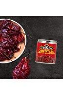 La Costena Chipotle Peppers 199gr ( 7 Oz ) Adobo Soslu Tütsülenmiş Meksika Jalapeno Biberi