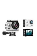 EKEN H9R 4K Ultra HD Wi-Fi Aksiyon Kamerası + Kumanda Hediyeli 551631