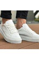 Chekich Bt Erkek Ayakkabı Beyaz Ch017
