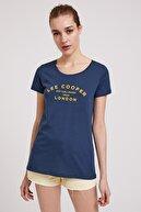 Lee Cooper Kadın London O Yaka T-Shırt 202 LCF 242015