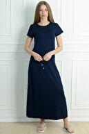 PİNKMARK Pınkmark Kadın Lacivert Elbise Pmel18237
