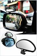 Chermik Araba Dış Ayna Üstü Ilave Kör Nokta Aynası (1 Adet)