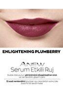 Avon Anew Serum Etkili Ruj - Enlightening Plumberry