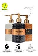 Savon de Royal Pearl Vegan Sıvı Sabun Karma Paket 3 X 500 Ml