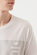 Mavi Black Pro Baskılı Beyaz Tişört 066654-33389