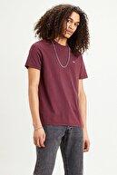Levi's Erkek Bordo T-Shirt