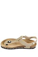 Ceyo Camel Kadın Sandalet 06520