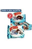 Elvan Today Double Choco And Cream Yabanmersinli 50 Gr. 24 Adet (1 Kutu)