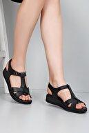 GÖNDERİ(R) Kömür Kadın Sandalet 45615