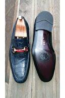 TZN shoes Erkek Lacivert Ayakkabı