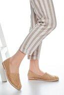 Moda Değirmeni Kadın Hasır Babet Md1010-111-0001