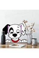 Fec Reklam Dalmaçyalı Köpek Sticker