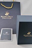 Beverly Hills Polo Club Beverly Hills Polo Clup Pırlanta Taşlı Metal Kordonlu Kadın Saati