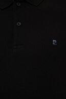 Pierre Cardin Erkek Siyah T-shirt