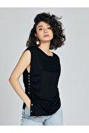 Loft 2026697 Kadın T-shırt Short Sleeve