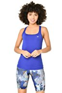 bilcee Kadın Mavi Atlet Hs-8721
