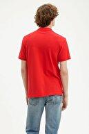 Levi's Erkek Kırmızı T-shirt
