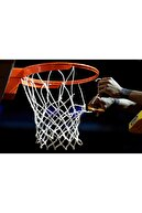 Voven Basketbol Filesi Ağı 60 Cm Profesyonel Özel Üretim