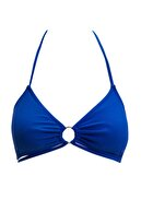 Defacto Kadın Mavi Boyundan Bağlamalı Bikini Üstü M9818AZ.20SM.BE220