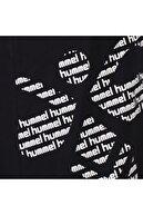 HUMMEL HMLWILL Siyah Erkek T-Shirt 101085900