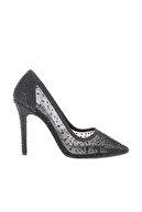 Bambi Siyah Kadın Abiye Ayakkabı L0501638087