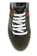 Derigo Yeşil Yıldız Kadın Casuel Ayakkabı 221701