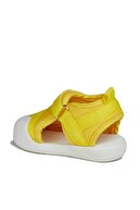 Vicco Lolipop Unisex Ilk Adım Sarı Sandalet